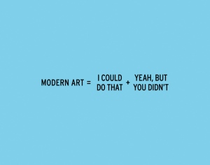 modern art damrauer